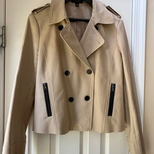 Ann Taylor Trench Style Jacket